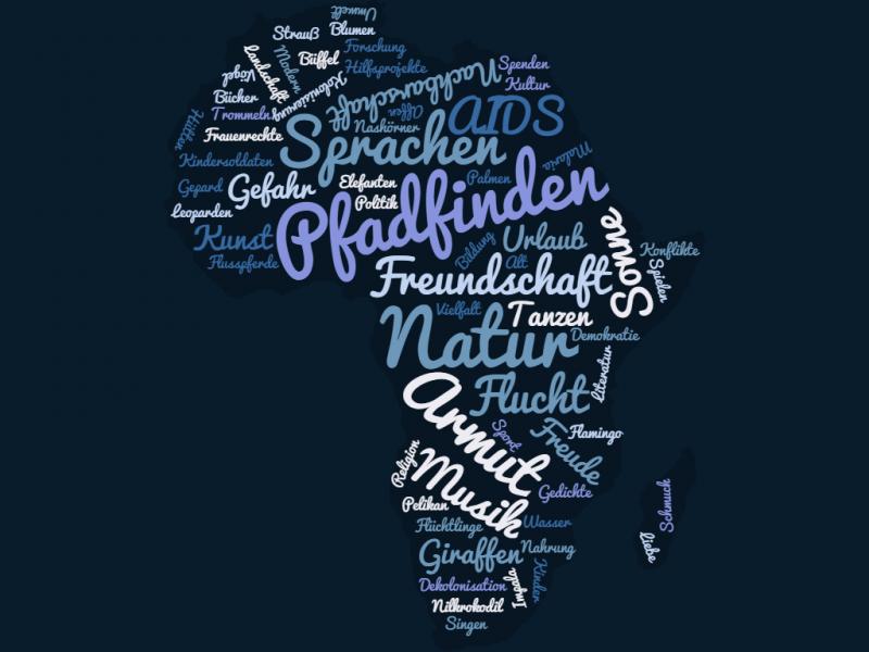 Ein Wochenende Afrika