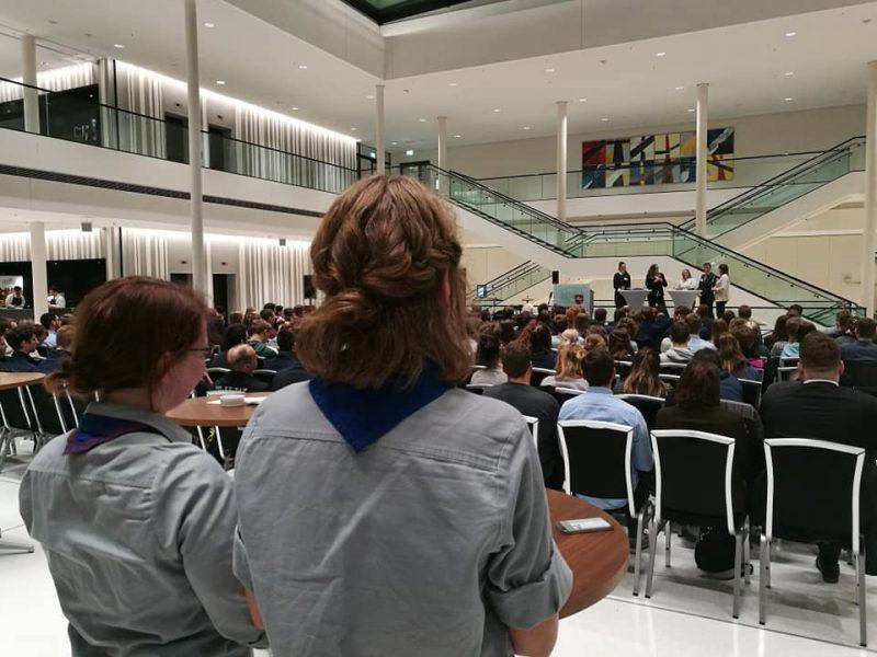 Pfadfinderischer Lobbyismus – Der VCP im Landtag