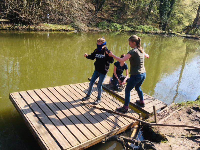 Grundkurs für Jugendgruppenleitungen in den Osterferien