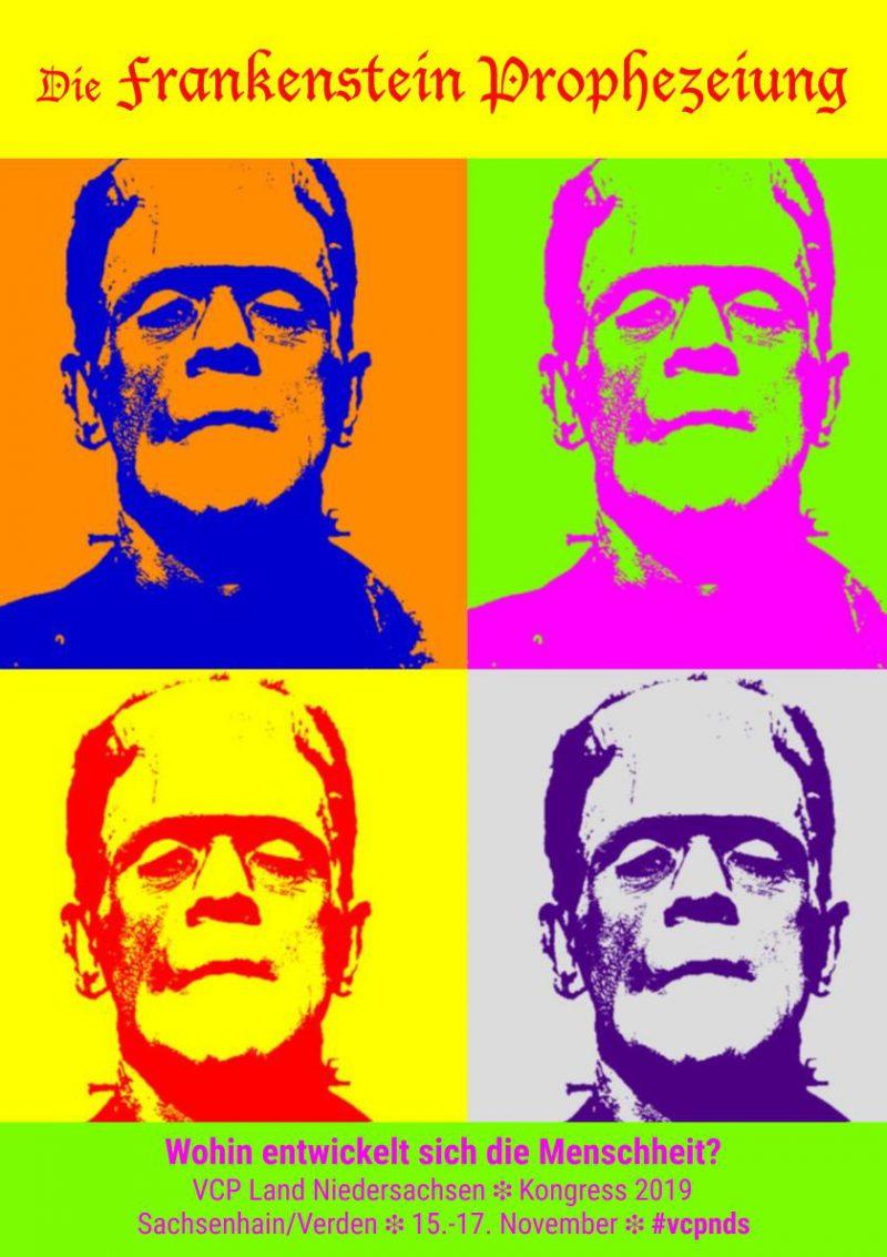 Kongress 2019 – Die Frankenstein Prophezeihung