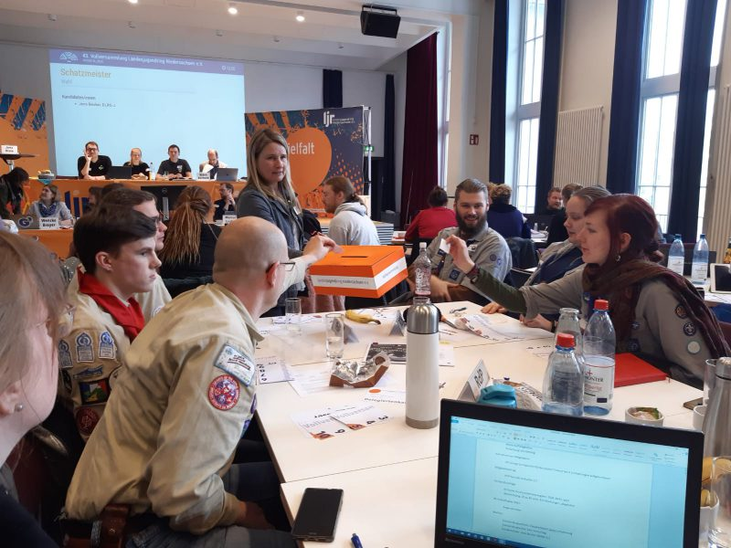 43. Vollversammlung Landesjugendring Niedersachsen 2020