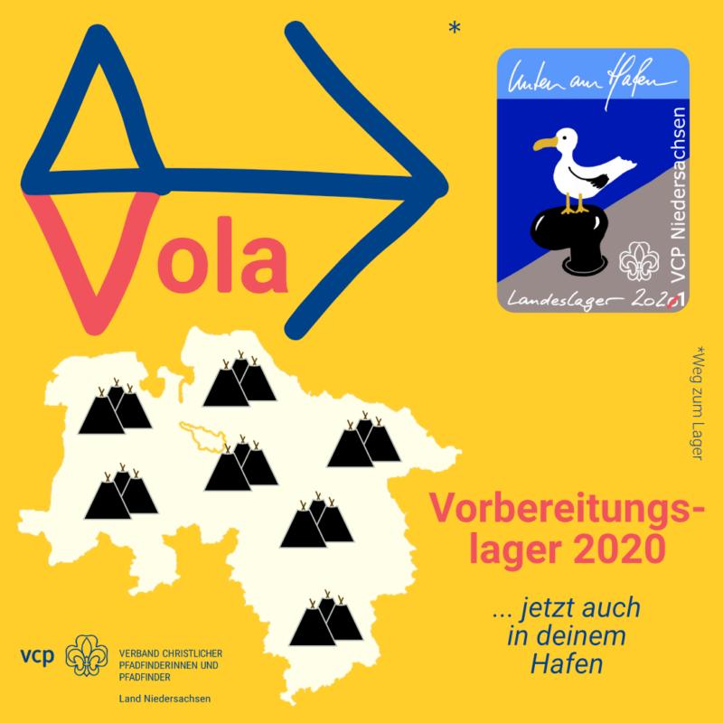 Vorbereitungslager (VoLa 2020)