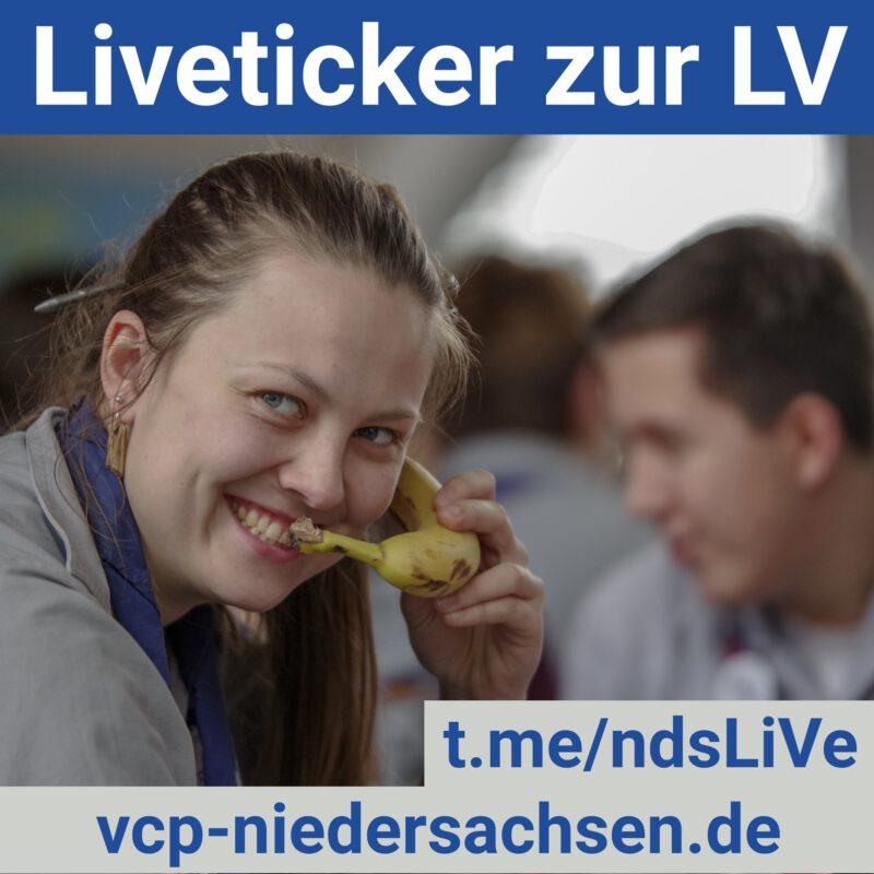 LiVeticker Landesversammlung