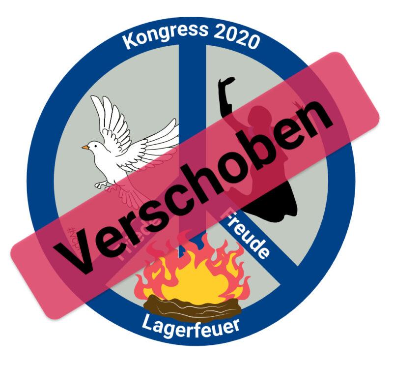 Kongress 2020 – Verschoben